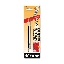 Pilot Ballpoint Pen Refills For Dr