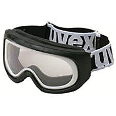 UVEX CLIMAZONE 9500 GOGGLE BLACK BODY