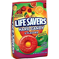 Life Savers 5 Flavors Hard Candy