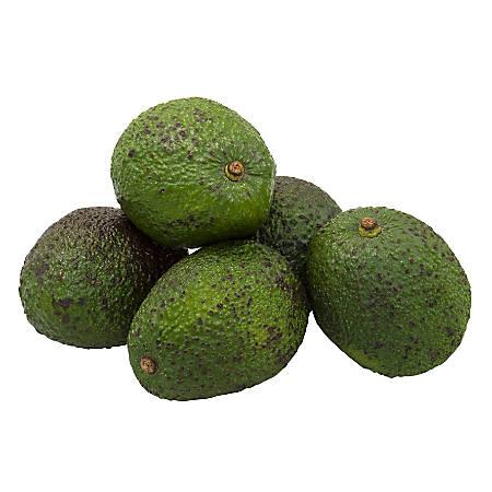 National Brand Fresh Avocados, Pack Of 5 Avocados
