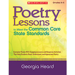 Scholastic Poetry Lessons To Meet the