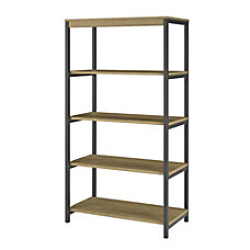Ameriwood Home Kayden 5 Shelf Bookcase