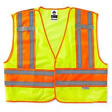 Ergodyne GloWear Safety Vest Public Type
