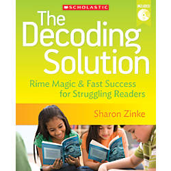 Scholastic The Decoding Solution