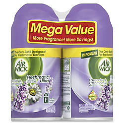 Airwick Lavender Refill Pack 617 oz