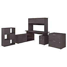 Bush Business Furniture Jamestown 72 W