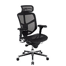 WorkPro Quantum 9000 Ergonomic MeshNylon Executive