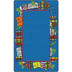 Flagship Carpets Bookworm Border Rectangle 7