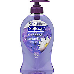 Softsoap Lavender And Chamomile Hand Soap
