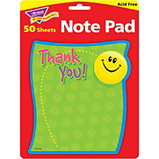 Trend Note Pad 5 x 5