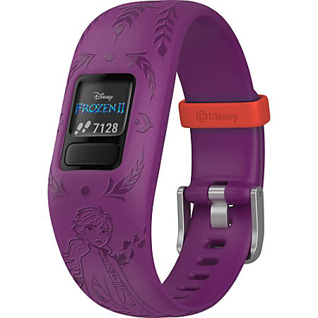 "Garmin vívofit jr. 2 Smart Band - Wrist - Accelerometer - Alarm, Timer, Stopwatch - Steps Taken, Sleep Quality - 0.4"" - Bluetooth - 8765.81 Hour - Silicone - Health & Fitness, Tracking - Water Resistant - Silicone"
