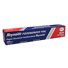 Reynolds Heavy Weight Aluminum Foil 18