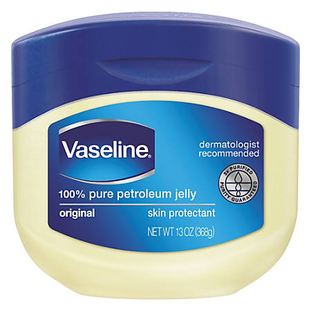 Vaseline Original Petroleum Jelly, 13-Oz Jar