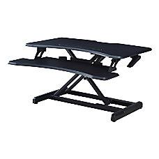 Lorell X type Slim Desk Riser