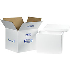 Office Depot Brand Insulated Corrugated Carton