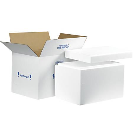 "Office Depot® Brand Insulated Corrugated Carton, 19"" x 12"" x 12 1/2"""