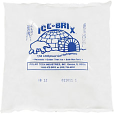 Ice Brix Cold Packs 12 oz