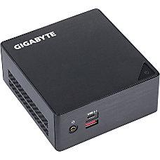 Gigabyte BRIX GB BSi7HA 6600 Desktop