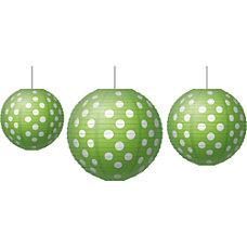 Teachers Created Resources Paper Lanterns Polka