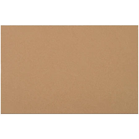 """Office Depot® Brand Corrugated Layer Pads, 10 7/8"""" x 16 7/8"""", Pack Of 100"""
