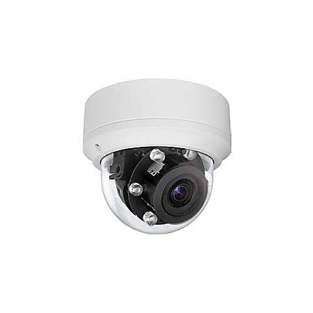Fortinet FortiCam FD40 4 Megapixel Network Camera - Dome - 131.23 ft Night Vision - H.264, Motion JPEG, MPEG-4 - 2688 x 1512 - 3x Optical - CMOS - Wall Mount, Ceiling Mount