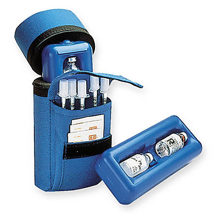 "MediCool Insulin Protector® Case By Medicool, 8""H x 4""W x 3""D"