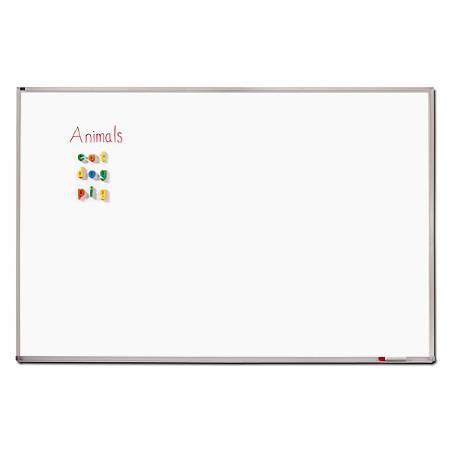 Quartet Melamine Dry Erase Board 36 x 48 Aluminum Frame by Office ...