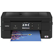 Brother International Wireless Color Inkjet All
