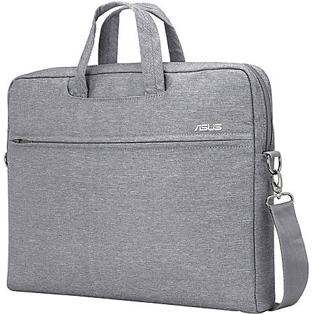 "Asus EOS Carrying Case for 16"" Notebook - Knock Resistant, Bump Resistant - Polyester - 12"" Height x 1.8"" Width x 15.4"" Depth"