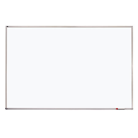 "Quartet® Melamine Dry-Erase Board, 48"" x 72"", Aluminum Frame"