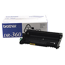Brother DR 360 Black Drum Unit