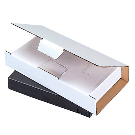 """Office Depot® Brand Media Mailers, Video Tape Mailer, 8 1/4"""" x 4 3/8"""" x 1 3/16"""", Box Of 50"""