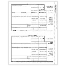 ComplyRight 1099 DIV Tax Forms Recipient