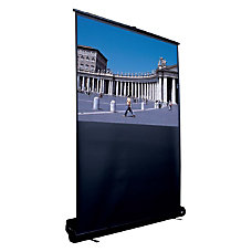 Draper Road Warrior Projection Screen 80