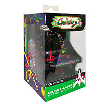 DreamGear Collectible Retro Micro Player Galaga