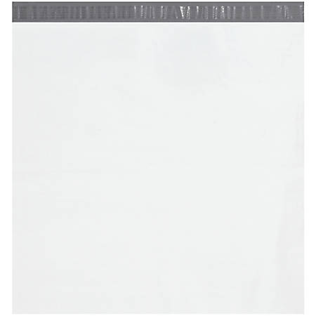 """Office Depot® Brand Poly Mailers, 24"""" x 24"""", Pack Of 125"""