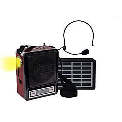 Technical Pro Wireless Amplifier Speaker Solar