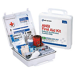 First Aid Only Pac Kit First