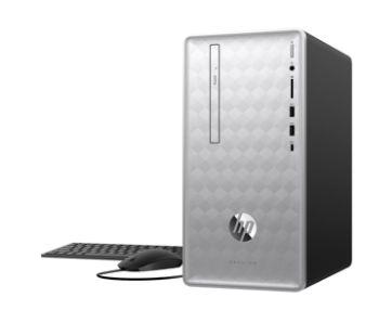 HP Pavilion 590-p0056 Desktop (Hex i5-8400 / 8GB / 1TB / 2GB Video)
