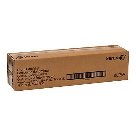 Xerox 13R662 WorkCentre Drum Cartridge - 125000 - 1 Each