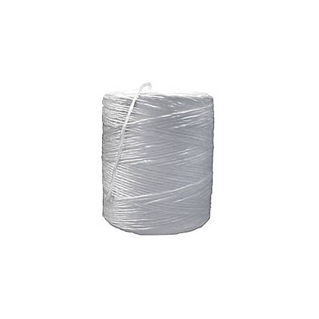 Office Depot® Brand Tying Twine, 110 Lb Tensile, 10,500', White
