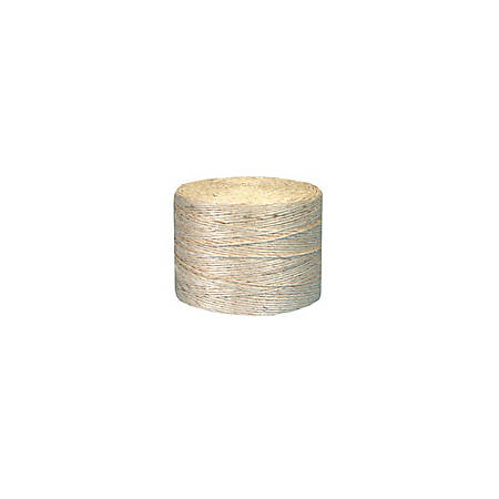 Office Depot® Brand Sisal Tying Twine, 1-Ply, 190 Lb. Tensile, 3,000', Natural