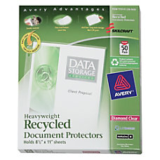 Document Protectors Box Of 50 AbilityOne