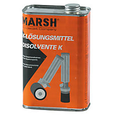 Marsh K 1 Solvent Cleaner Quart