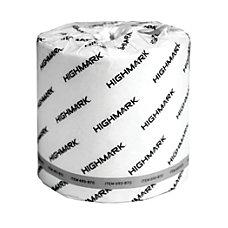 Highmark 2 Ply Bathroom Tissue 100percent