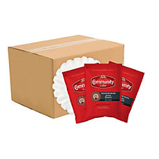 Community Coffee Arabica Coffee Fractional Packs