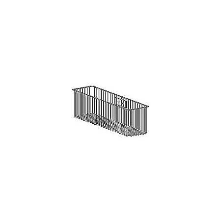 Ergotron 99-068-100 Wire Storage Basket, Gray