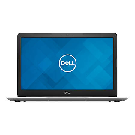 "Dell™ Inspiron 17 5770 Laptop, 17.3"" Screen, 8th Gen Intel® Core™ i7, 16GB Memory, 2TB Hard Drive, Windows® 10 Professional, i5770-7708SLV-PUS"