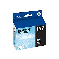 Epson 157 T157520 Light Cyan Ink