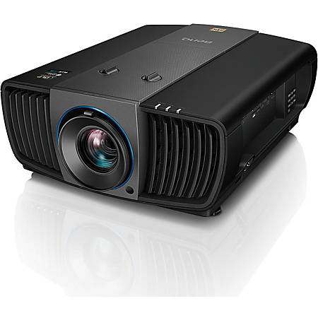 BenQ BlueCore LK990 3D DLP Projector - 16:9 - Black - 3840 x 2160 - Ceiling, Front - 2160p - 20000 Hour Normal Mode4K UHD - 3,000,000:1 - 6000 lm - HDMI - USB